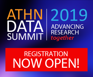 ATHN Data Summit 2019 Register Now. October 17-18, Chicago